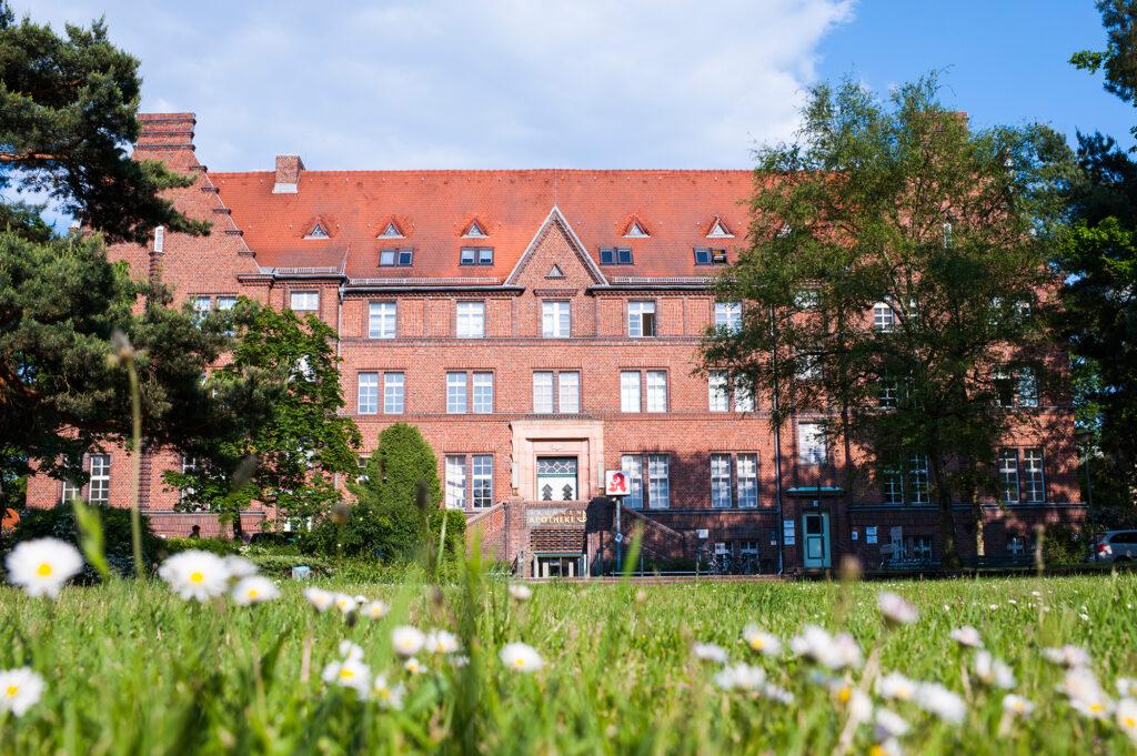 Kopernikusstrasse-Strahleninstitut-Potsdam